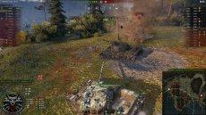 Боевой интерфейс и озвучка Ведьмак для World of tanks 1.8.0.1 WOT