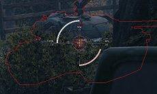 Белый прицел от Корзиныча для World of tanks 1.12.1.1