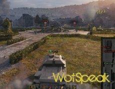 Мод Опасный светофор для World of tanks 1.10.1.3 WOT