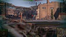 Прицел Destroyer с указанием толщины брони для World of tanks 1.11.1.0 WOT (2 RUS+2 ENG вариантов)