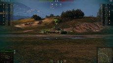 Прицел Destroyer с указанием толщины брони для World of tanks 1.11.0.0 WOT (2 RUS+2 ENG вариантов)