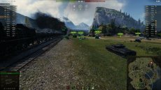 Прицел Hunter для World of tanks 1.11.0.0 WOT