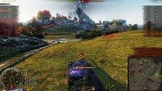 Панель повреждения Hunter для World of tanks 1.10.1.4 WOT