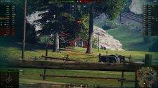 Прицел Eagle для World of tanks 1.10.1.4 WOT