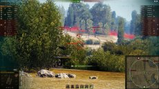 Прицелы из серии 2DZoom для World of Tanks 1.10.1.0 WOT