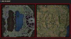 Мод позиции на миникарте для World of Tanks 1.12.0.0 WOT (7 вариантов)