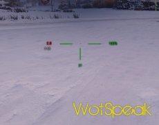 Прицелы в стиле Battlefield для World of tanks 1.12.0.0 WOT