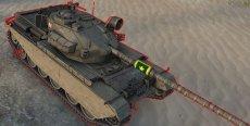 Отличительные отметки в виде армейских званий для World of tanks 1.12.0.0 WOT