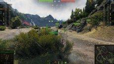 Прицел и Озвучка экипажа Space для World of Tanks 1.14.0.2 WOT
