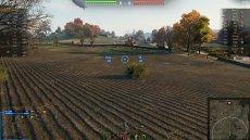 Прицел и панель повреждения Neon для World of Tanks 1.13.0.0 WOT