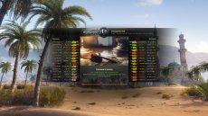 Рейтинг игроков в бою - оленемер без XVM для World of tanks 1.14.1.0 WOT (2 варианта)